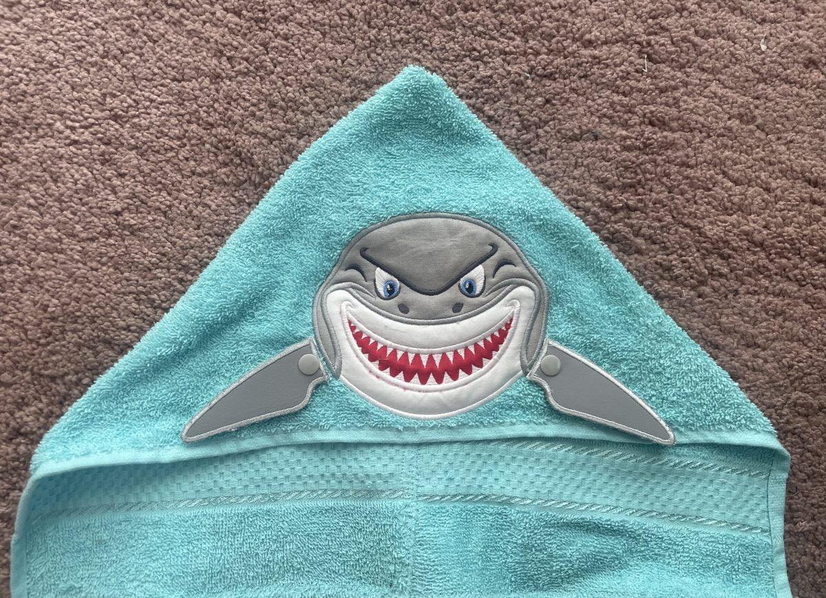 Shark open fins- nbspThe Crafty Me