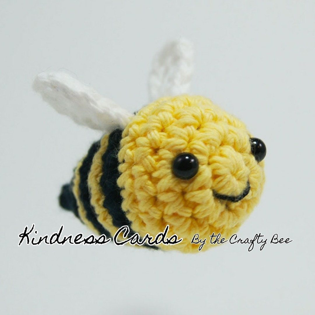 Crafty Bee Kindness Cards